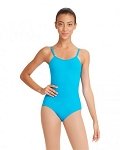CAMISOLE LEOTARD WITH ADJUSTABLE STRAPS - GIRLS TB1420