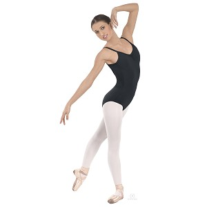 Eurotard Classic Cotton Camisole Leotard 10527