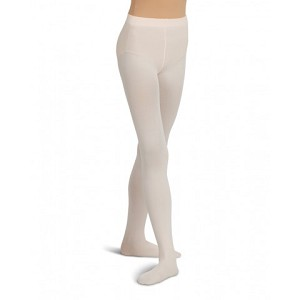 Capezio TODDLER ULTRA SOFT FOOTED TIGHT #1915X