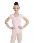 Capezio Child Short Sleeve Leotard TB132C